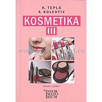 K Teplá a kol Kosmetika III