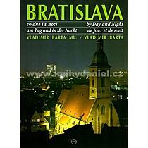 Vladimír Vladimír Bárta Barta Vladimír Vladimír Bárta Barta Bratislava vo dne i v noci by Day an