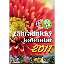 Zahradnický kalendář 2011