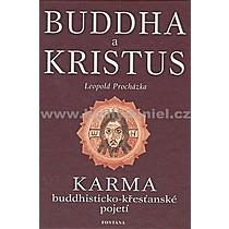 Leopold Procházka Budha a Kristus