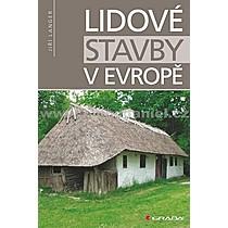 Jiří Langer Lidové stavby v Evropě