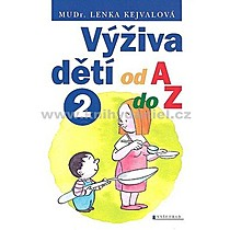 Lenka Kejvalová Výživa dětí od A do Z 2