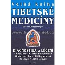 Thomas Dunkenberger Velká kniha tibetské medicíny