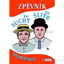 Zpěvník jiří Suchý a Jiří Šlitr