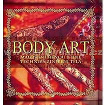 Body art Malování henou a jiné techniky zdobení těla