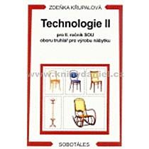 Zdeňka Křupalová Technologie II pro 2 ročník SOU oboru truhlář pro výrobu nábytku