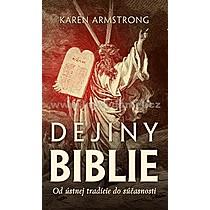 Karen Armstrongová Dejiny Biblie