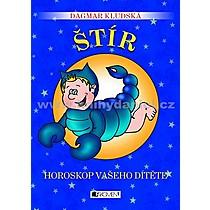 Dagmar Kludská Štír Horoskop vašeho dítěte