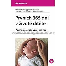 Theodor Hellbrugge Prvních 365 dní v životě dítěte