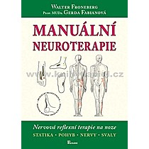 Walter Froneberg Manuální neuroterapie
