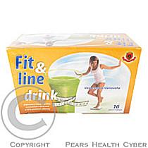 Herbex Cechia FitLine Drink 16x6g Aloe Vera Vlákninový nápoj