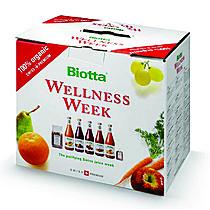 BIOTTA AG Wellness týden bio-kúra na 7 dní