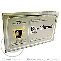 PHARMA NORD Bioaktivní Chrom 30mcg tbl.30