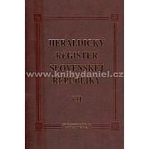 Peter Ladislav Kartous Vrteľ Heraldický register Slovenskej republiky VII