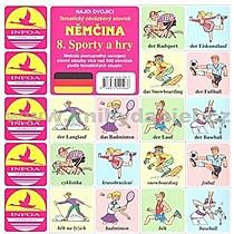 Antonín Šplíchal Němčina 8 Sporty a hry