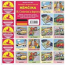 Antonín Šplíchal Němčina 10 Cestování a doprava