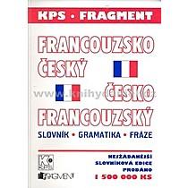 Kolektiv autorů Francouzsko Český Česko Francouzský slovník gramatika fráze