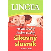 Kolektiv autorů Rusko český česko ruský šikovný slovník