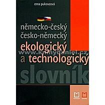 Německo český česko německý ekologický a technologický slovník