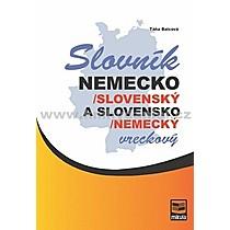 Táňa Balcová Slovník Nemecko/slovenský a slovensko/nemecký vreckový