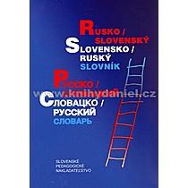 Kolektív autorov: Rusko slovenský slovensko ruský slovník