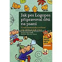 Ivana Novotná Jak pes Logopes připravoval děti na psaní