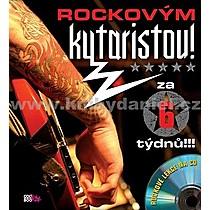 Owen Edwards Rockovým kytaristou! Za 6 týdnů !!! + CD