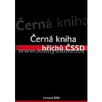 Černá kniha hříchů ČSSD