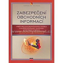 Jaroslav Mlýnek Zabezpečení obchodních informací
