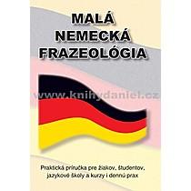 Anton Košťál Malá nemecká frazeológia
