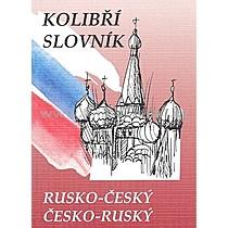 Marie Steigerová Kolibří slovník rusko český česko ruský