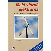 Uwe Hallenga Malá větrná elektrárna