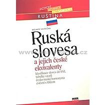 Mojmír Vavrečka Ruská slovesa