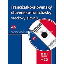 Eva Švarbová Francúzsko slovenský slovensko francúzsky vreckový slovník