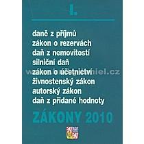 Zákony 2010 I