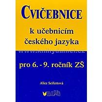 Cvičebnice českého jazyka pro 6 9 ročník