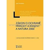 Jana Prchalová Zákon o ochraně přírody a krajiny a Natura 2000