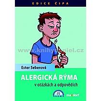 Ester Seberová Alergická rýma v otázkách a odpovědích