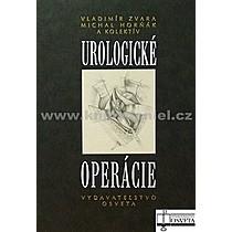 Kolektív autorov: Urologické operácie
