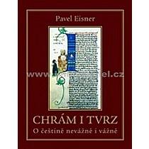 Pavel Eisner Chrám i tvrz