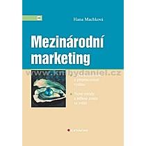 Hana Machková Mezinárodní marketing