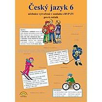Český jazyk 6 Učebnice pro 6 ročník