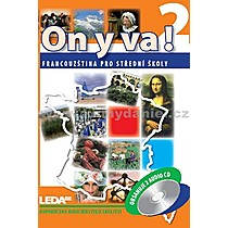 ON Y VA! 2 Sada pracovních sešitů + CD