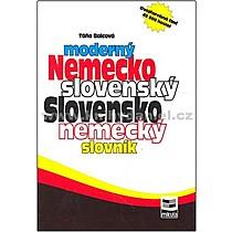 Táňa Balcová Moderný Nemecko slovenský Slovensko nemecký slovník