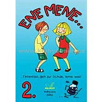 Kolektiv autorů Ene mene 2 díl kniha pro žáky