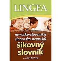 Nemecko slovenský slovensko nemecký šikovný slovník