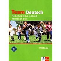 Kolektiv autorů Team Deutsch Němčina pro 8 a 9 ročník základních škol Učebnice