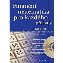 Jarmila Radová a kolektiv Finanční matematika pro každého