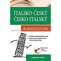 TZ One Italsko český Česko italský kapesní slovník