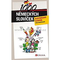 Jana Navrátilová 1000 německých slovíček